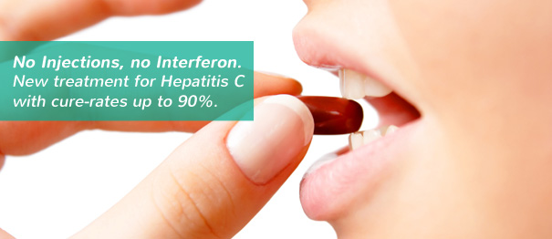 Hepatitis C Trials without Interferon